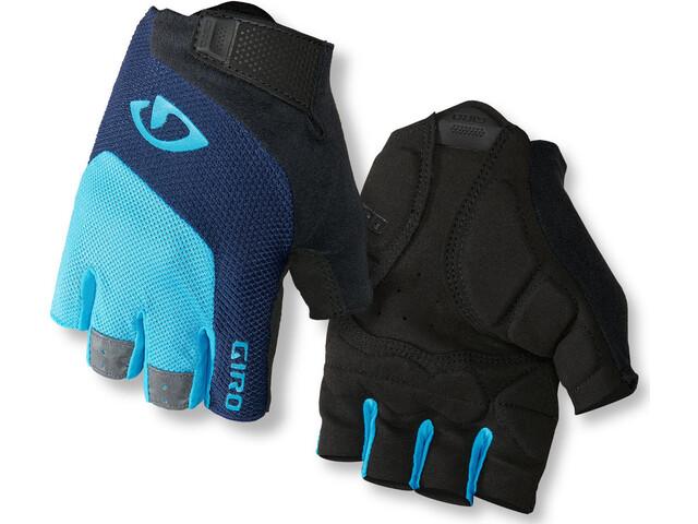 Giro Bravo Gel Handschoenen, blue